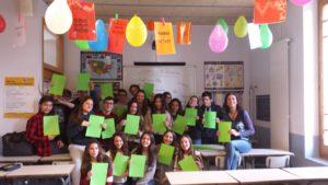 Penpals Romania-Spain – Erasmus+ Migration