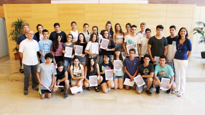 Celebració Acadèmica Dels Alumnes De 4t D'ESO