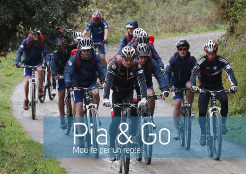 La Cursa Solidària PIA&GO Llença Ara El Seu Primer Repte Col·lectiu!